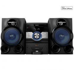 Miniwieża CD/MP3/USB FWM400D + Słuchawki audio SBCHP400...
