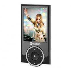 Odtwarzacz MP4 M24HD - 4 GB + Słuchawki stereo dzwiek digital(CS01) + Ładowarka USB biała...