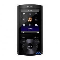 Odtwarzacz MP4 FM NWZ-E363 4 GB czarny + Ładowarka USB biała + Słuchawki MDR-ZX100 czarne...
