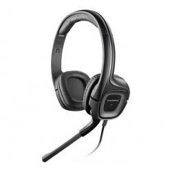 Słuchawki z mikrofonem .Audio 355 + Hub USB 4 porty BL-USB2HUB2B...