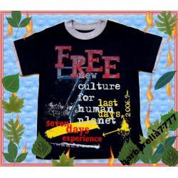 FREE koszulka 98-104cm(3-4L)