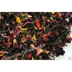 SKARB NEPALU zielona z dodatkami naturalny aromat Delikatesy