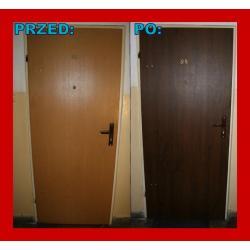 Jak odnowić drzwi wejściowe metalowe