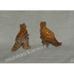 Dinozaur z jaspisu
