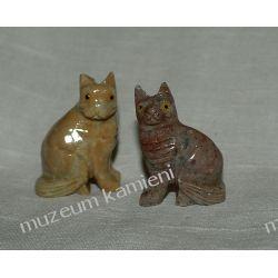 Kotek z jaspisu
