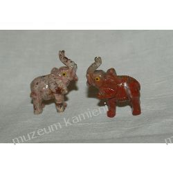 Słonik z jaspisu