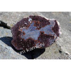 Piękny agat Polska MIN35 Skamieliny, minerały i muszle