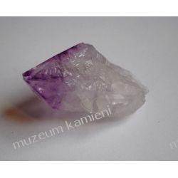 Ametyst kryształ MIN39 Skamieliny, minerały i muszle