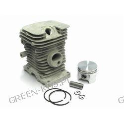 Cylinder kpl. Stihl MS180 - śr. 38mm (sworzeń śr. 10 mm) (11300201205)