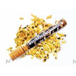 Tuba strzelająca złotym konfetti / 40cm Zaproszenia, zawiadomienia