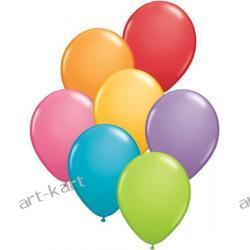 """Balony 12"""" BELBAL pastelowe MIX / 100szt Zaproszenia, zawiadomienia"""