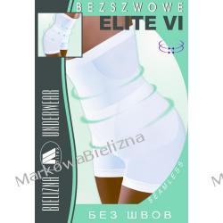 NOWOŚĆ Figi wyszczuplające z nogawkami ELITE VI Mitex