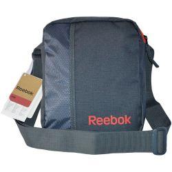 REEBOK saszetka torebka na ramię LEKKA STYLOWA Odzież, Obuwie, Dodatki
