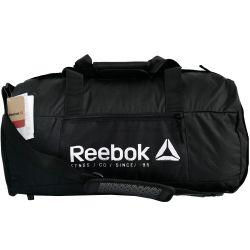 REEBOK POJEMNA torba sportowa podróżna M Galanteria i dodatki
