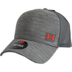 UNDER ARMOUR UA ŚWIETNA czapka z daszkiem trucker Galanteria i dodatki