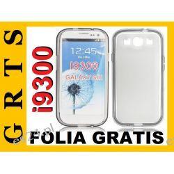 ETUI CRYSTAL CASE SAMSUNG i9300 GALAXY S3 + FOLIA NA EKRAN