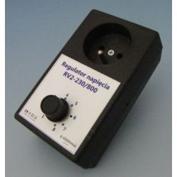 Regulator mocy, obrotów RV2-230/800