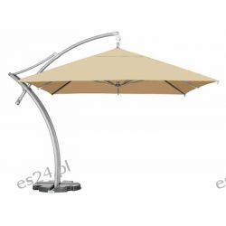 Parasol Ogrodowy Ibiza Quattro 3,5x3,5 m - Beżowy