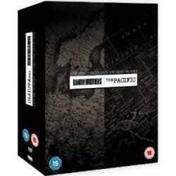 KOMPANIA BRACI + PACYFIK [Limited Edition] 13xDVD