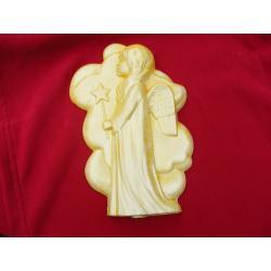 Perłowo złoty anioł 2sztuki za 5,99 zł