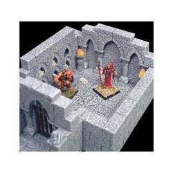 Gothic Dungeon Builder