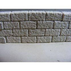 Mur,cegły -30 elementów-140 cm Pozostałe