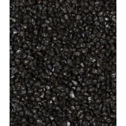 Piasek kwarcowy czarny 1,4-2mm+ gratisy