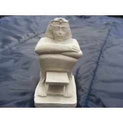 Odpoczywający faraon