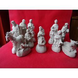 SZOPKA figurki do samodzielnego malowania Decoupage