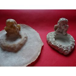 Forma aniołek świecznik wysyłka gratis Rękodzieło