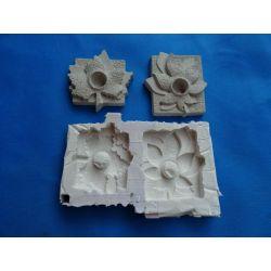 Forma silikonowa -świeczniki Przedmioty ręcznie wykonane