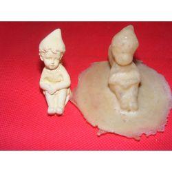 Aniołek,elf-forma do odlewów! Przedmioty ręcznie wykonane