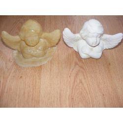 Forma lateksowa -anioł Przedmioty ręcznie wykonane