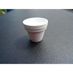 Doniczka mini-2,5cm Przedmioty ręcznie wykonane