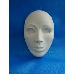 Maska wenecka -wielkość ludzkiej twarzy Dom i Ogród