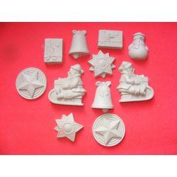 Figurki świąteczne Dom i Ogród