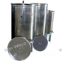 Kadź fermentacyjna INOX 300L