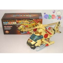 Zabawka interaktywna - helikopter wojskowy...