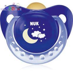 Smoczki Nuk Classic do uspokajania Night and Day lateks 18m+...