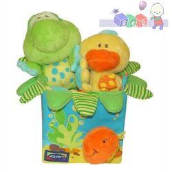 Muzyczne pudełęczko zabawka dla dzieci Playgro...