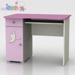 Biurko dla dzieci - lewe Meble Baggi...