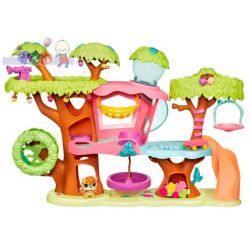 Zestaw Domek na drzewie Littlest Pet Show...