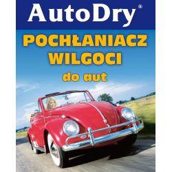 AutoDry - Pochłaniacz wilgoci - Osusz swoje AUTO ! Gadżety motoryzacyjne