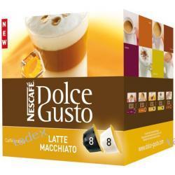 Kapsułki Nescafe Dolce Gusto Latte Macchiato ( 16 kaps.)