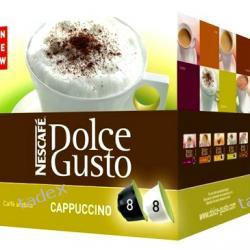 Kapsułki Nescafe Dolce Gusto Cappuccino (16 kaps.)