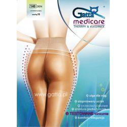Rajstopy Przeciwżylakowe Gatta Medicare 140 d* 5XL
