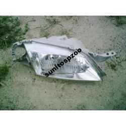 Reflektor przedni prawy Mazda Premacy 1999-2004