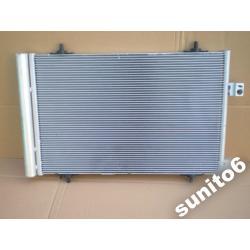 Chłodnica klimatyzacji Citroen C5 2000-