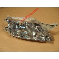 Reflektor prawy Mazda Premacy 2003-2004