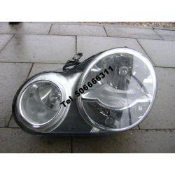 Mercedes W 203  2001-2005 reflektor lewy